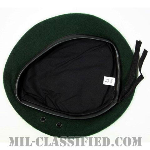 グリーンベレー(Green Wool Beret)[空気穴(アイレット)付/レプリカ]画像