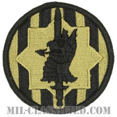 第89憲兵旅団(89th Military Police Brigade)[OCP/メロウエッジ/ベルクロ付パッチ]の画像