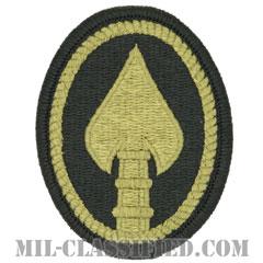 アメリカ特殊作戦軍(U.S. Special Operations Command)[OCP/メロウエッジ/ベルクロ付パッチ]の画像