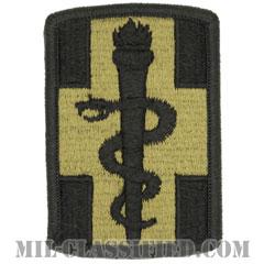 第330医療旅団(330th Medical Brigade)[OCP/メロウエッジ/ベルクロ付パッチ]の画像