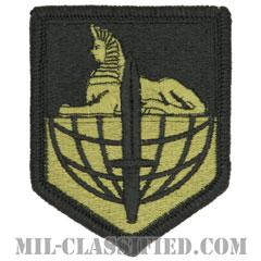 第902軍事情報群(902nd Military Intelligence Group)[OCP/メロウエッジ/ベルクロ付パッチ]の画像