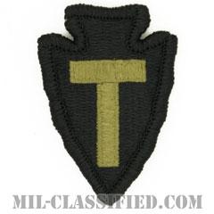 第36歩兵師団(36th Infantry Division)[OCP/メロウエッジ/ベルクロ付パッチ]の画像