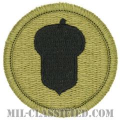 第87歩兵師団(87th Infantry Division)[OCP/メロウエッジ/ベルクロ付パッチ]の画像