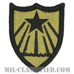 ミネソタ州 州兵(National Guard, Minnesota)[OCP/メロウエッジ/ベルクロ付パッチ]の画像