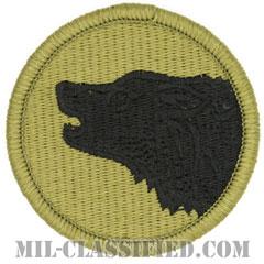 第104訓練師団(104th Training Division (Leader Training))[OCP/メロウエッジ/ベルクロ付パッチ]の画像