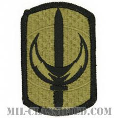 第228通信旅団(228th Signal Brigade)[OCP/メロウエッジ/ベルクロ付パッチ]の画像