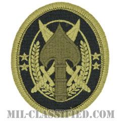 生来の決意作戦・特殊作戦統合タスクフォース(SOJTF-OIR)[OCP/メロウエッジ/ベルクロ付パッチ]の画像