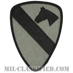 第1騎兵師団(1st Cavalry Division)[UCP(ACU)/メロウエッジ/ベルクロ付パッチ]の画像
