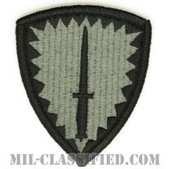 欧州特殊作戦軍(Special Operations Command, Europe)[UCP(ACU)/メロウエッジ/ベルクロ付パッチ]の画像