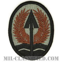 イラク多国籍軍団(Multi-National Corps-Iraq)[UCP(ACU)/メロウエッジ/ベルクロ付パッチ]の画像