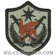 イラク多国籍軍(Multi-National Force - Iraq (MNF-I))[UCP(ACU)/メロウエッジ/ベルクロ付パッチ]の画像