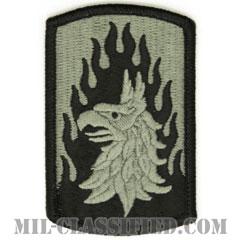 第12戦闘航空旅団(12th Combat Aviation Brigade)[UCP(ACU)/メロウエッジ/ベルクロ付パッチ]の画像