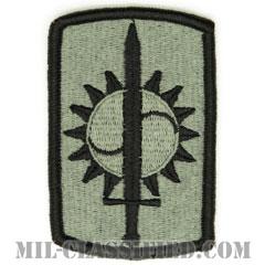 第8憲兵旅団(8th Military Police Brigade)[UCP(ACU)/メロウエッジ/ベルクロ付パッチ]の画像