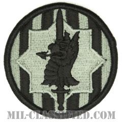 第89憲兵旅団(89th Military Police Brigade)[UCP(ACU)/メロウエッジ/ベルクロ付パッチ]の画像