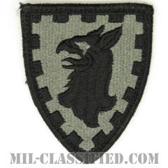 第15憲兵旅団(15th Military Police Brigade)[UCP(ACU)/メロウエッジ/ベルクロ付パッチ]の画像