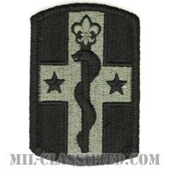 第176医療旅団(176th Medical Brigade)[UCP(ACU)/メロウエッジ/ベルクロ付パッチ]の画像