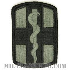 第1医療旅団(1st Medical Brigade)[UCP(ACU)/メロウエッジ/ベルクロ付パッチ]の画像