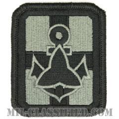 第307医療旅団(307th Medical Brigade)[UCP(ACU)/メロウエッジ/ベルクロ付パッチ]の画像