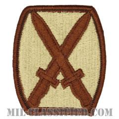第10山岳師団(10th Mountain Division)[デザート/メロウエッジ/パッチ]の画像