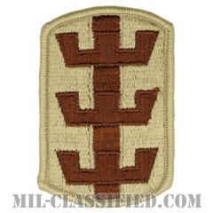 第130工兵旅団(130th Engineer Brigade)[デザート/メロウエッジ/パッチ]の画像