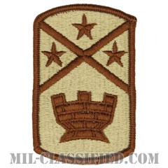 第194工兵旅団(194th Engineer Brigade)[デザート/メロウエッジ/パッチ]の画像