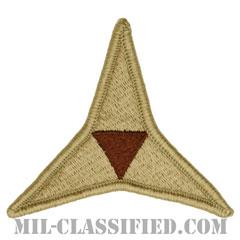 第3軍団(3rd Corps)[デザート/メロウエッジ/パッチ]の画像