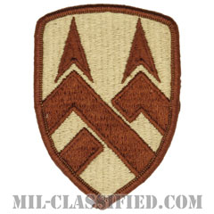 第377戦域維持コマンド(377th Theater Sustainment Command)[デザート/メロウエッジ/パッチ]の画像