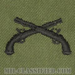 憲兵科章(Military Police Corps)[サブデュード/兵科章/パッチ/ペア(2枚1組)]の画像