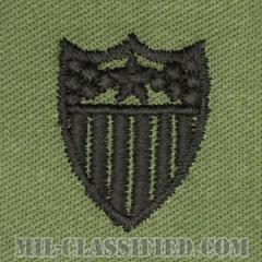 総務科章(Adjutant General's Corps)[サブデュード/兵科章/パッチ/ペア(2枚1組)]の画像