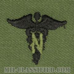 看護科章(Army Nurse Corps)[サブデュード/兵科章/パッチ/ペア(2枚1組)]の画像