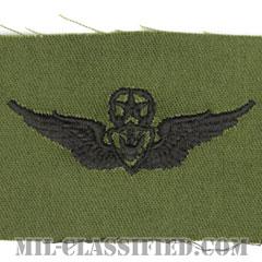 航空機搭乗員章 (マスター・エアクルー)(Army Aviation Badge (Aircrew), Master)[サブデュード/パッチ]の画像