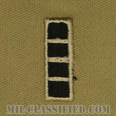 准尉 (CW4)(Chief Warrant Officer 4 (CW4))[デザート/階級章/パッチ/ペア(2枚1組)]の画像