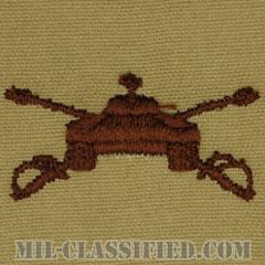 機甲科章(Armor)[デザート/兵科章/パッチ/ペア(2枚1組)]の画像