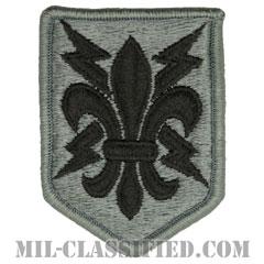 第205軍事情報旅団(205th Military Intelligence Brigade)[UCP(ACU)/メロウエッジ/ベルクロ付パッチ]の画像