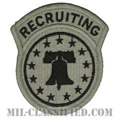 募兵コマンド(Recruiting Command)[UCP(ACU)/メロウエッジ/ベルクロ付パッチ]の画像