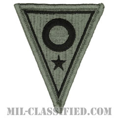 オハイオ州 州兵(National Guard, Ohio)[UCP(ACU)/メロウエッジ/ベルクロ付パッチ]の画像
