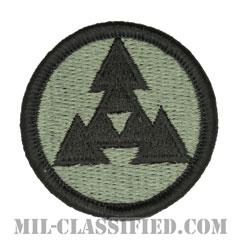 第3維持(兵站)コマンド (3rd Sustainment Command)[UCP(ACU)/メロウエッジ/ベルクロ付パッチ]の画像