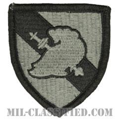 陸軍士官学校(Military Academy)[UCP(ACU)/メロウエッジ/ベルクロ付パッチ]の画像