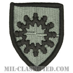 第149機動支援旅団(149th Maneuver Enhancement Brigade)[UCP(ACU)/メロウエッジ/ベルクロ付パッチ]の画像