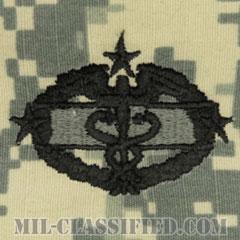 戦闘医療章 (フォース)(Combat Medical Badge (CMB), Fourth Award)[UCP(ACU)/パッチ]の画像