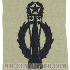 ミサイル運用章 (コマンド)(Command Missile Operations Badge)[ABU/パッチ]の画像