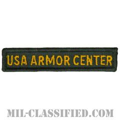機甲センタータブ(USA ARMOR CENTER Tab)[カラー/メロウエッジ/パッチ]の画像