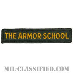 機甲スクールタブ(THE ARMOR SCHOOL Tab)[カラー/メロウエッジ/パッチ]の画像
