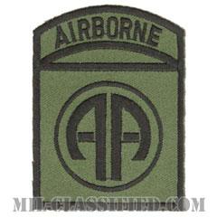 第82空挺師団(82nd Airborne Division)[サブデュード/カットエッジ/パッチ/レプリカ]の画像
