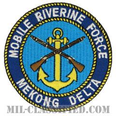 河川機動部隊(Mobile Riverine Force Mekong Delta)[カラー/カットエッジ/パッチ/レプリカ]の画像