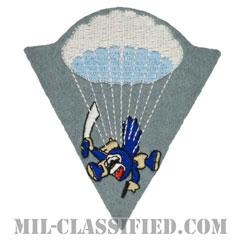 第515空挺歩兵連隊(515th Airborne Infantry Regiment)[カラー/フェルト生地/カットエッジ/パッチ/レプリカ]の画像