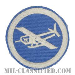 グライダー部隊(歩兵)(Glider Infantry)[カラー/カットエッジ/キャップ用パッチ/レプリカ]の画像