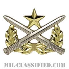 南ベトナム軍レンジャー章(RVN Ranger Badge)[カラー/バッジ/レプリカ]の画像