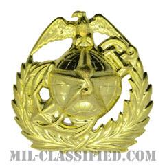 南ベトナム軍海兵隊ベレー章(RVN Marine Corps (TQLC))[カラー/バッジ/レプリカ]の画像