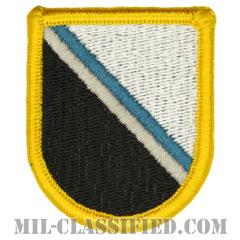 第14軍事情報大隊C中隊(C Company, 14th Military Intelligence Battalion (LRS))[カラー/メロウエッジ/ベレーフラッシュパッチ]の画像